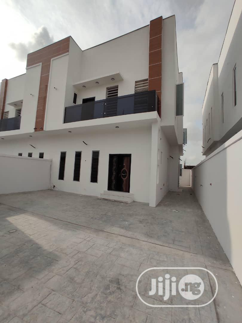 Contemporary 4bedroom Terrace For Sale At 2M