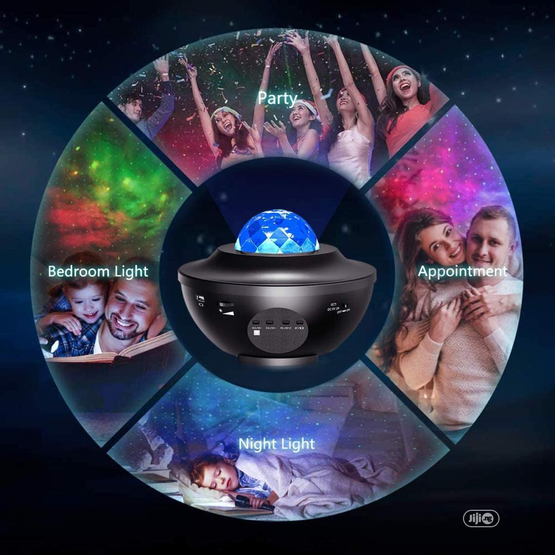 Ocean/Galaxy Light Projector   Home Accessories for sale in Ikeja, Lagos State, Nigeria