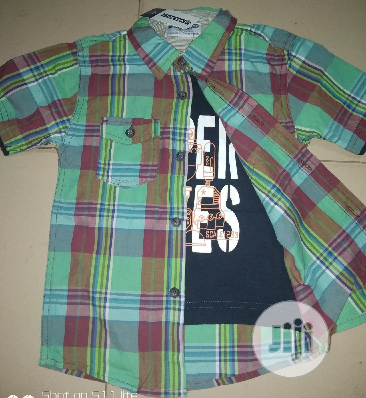 Carter's Boys Shirt