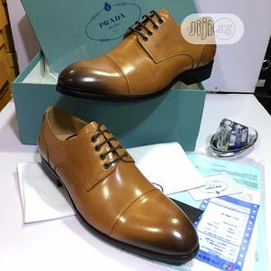 Prada Men Loafers Lace Up Shoe   Shoes for sale in Lagos State, Lagos Island (Eko)
