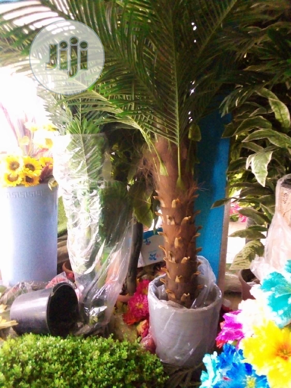 Unique Artificial Palm Tree