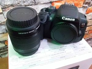 Brand New Dlsr CANON Camera 700D With 18-55mm Lens | Photo & Video Cameras for sale in Lagos State, Ojo