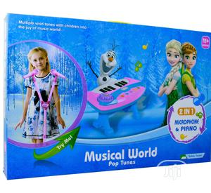 Frozen Organ With Microphone   Toys for sale in Lagos State, Amuwo-Odofin