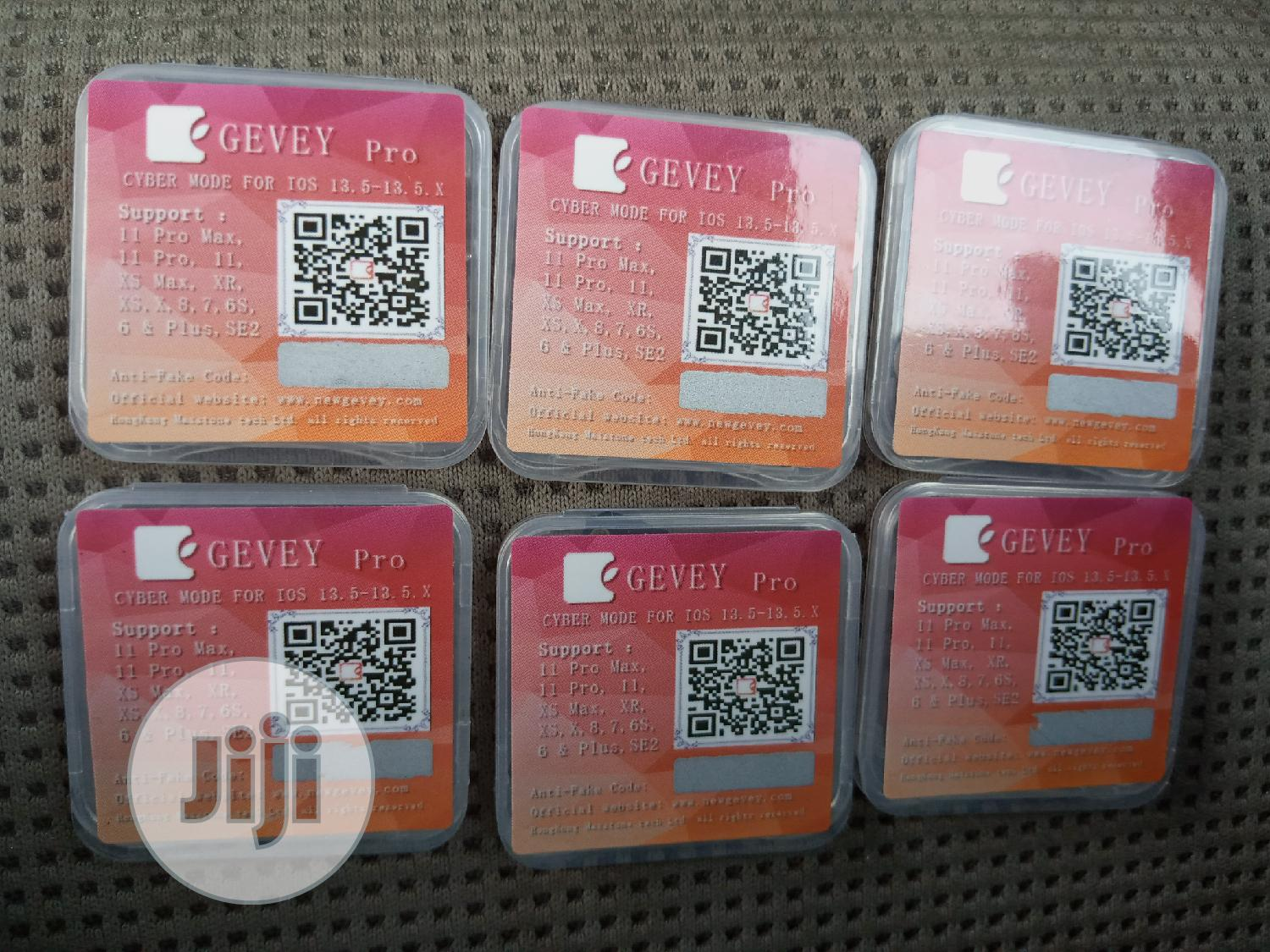 Gevey iPhone Network Unlock Chips | Accessories for Mobile Phones & Tablets for sale in Amuwo-Odofin, Lagos State, Nigeria