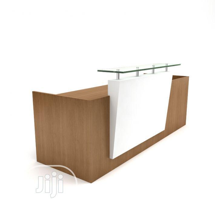 Archive: Receptionist Desk