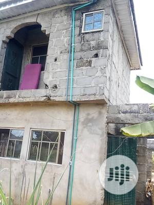 Nice Block Of Flats For Sale With Registered Survey, A Deed Of Agreement And A Family Receipt | Houses & Apartments For Sale for sale in Lagos State, Badagry