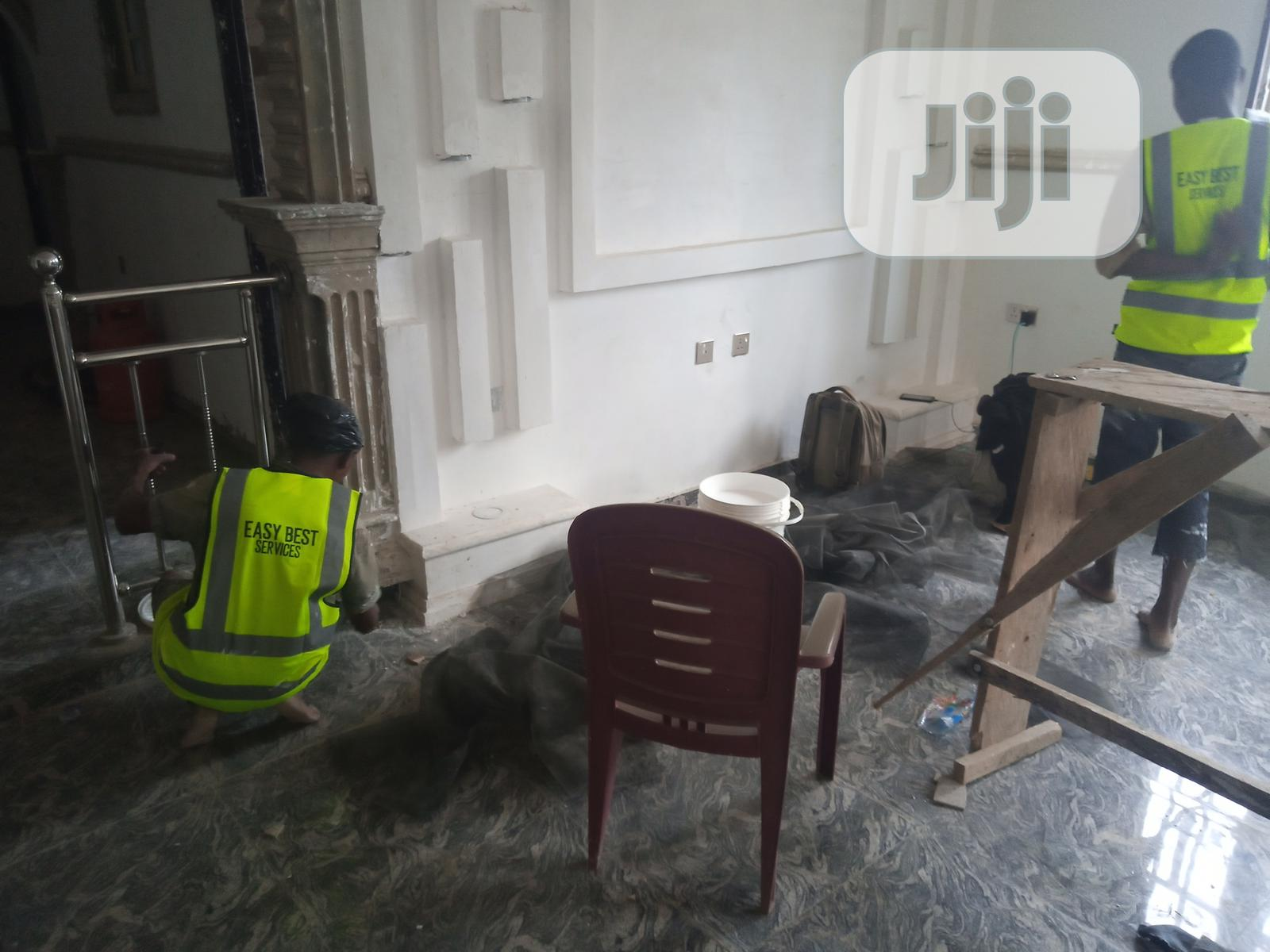 Painting Services   Building & Trades Services for sale in Ikeja, Lagos State, Nigeria