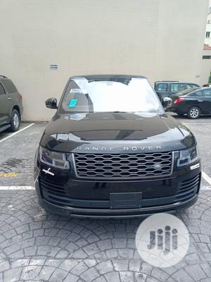 Land Rover Range Rover Vogue 2018 Black | Cars for sale in Lagos State, Ikoyi