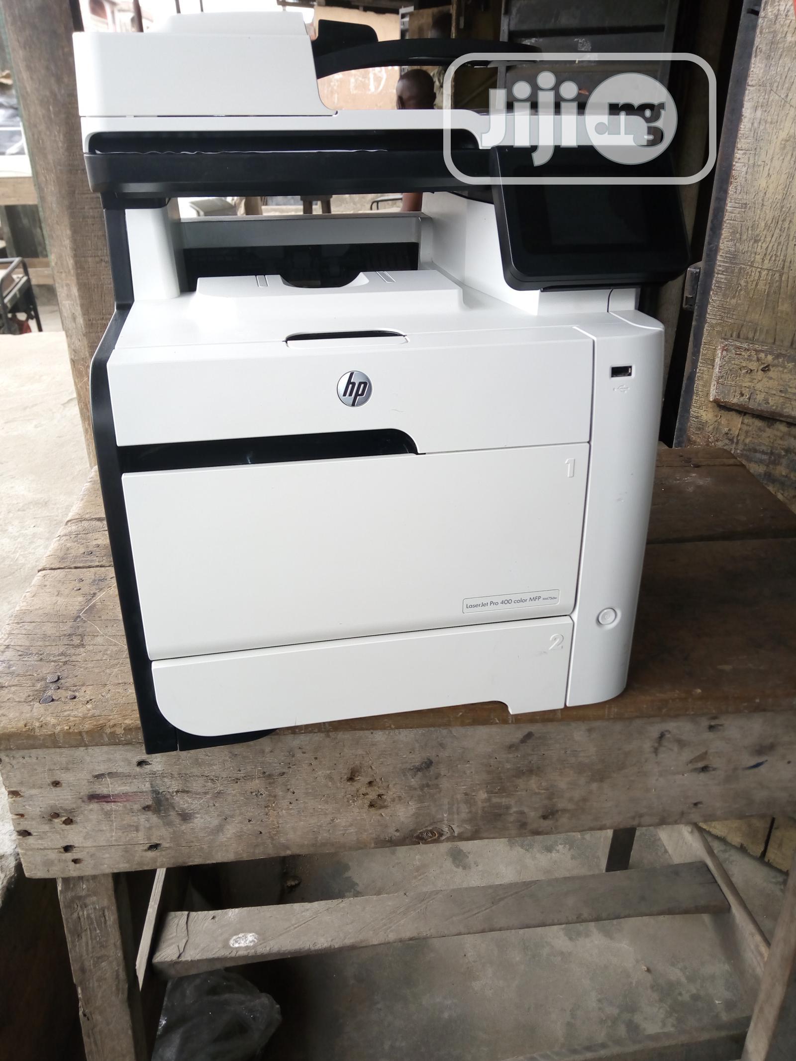 HP Laserjet Pro400mfp457