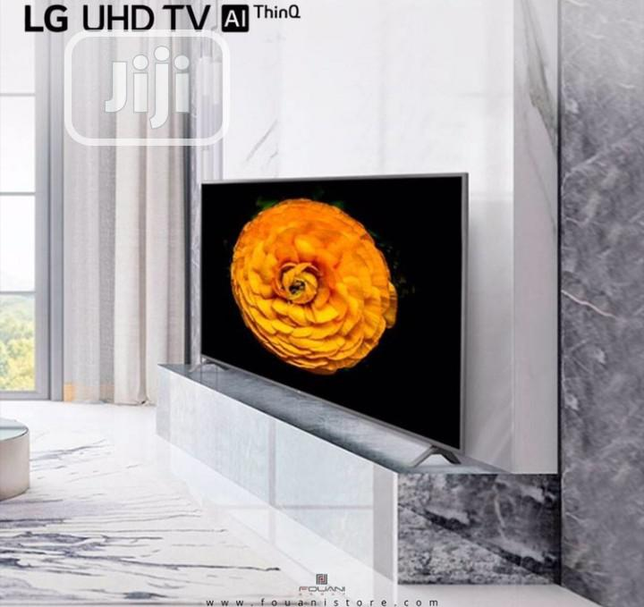 "Archive: LG 75""Uhd 4K Smart TV With Magic Remote Control,Bluethoot"