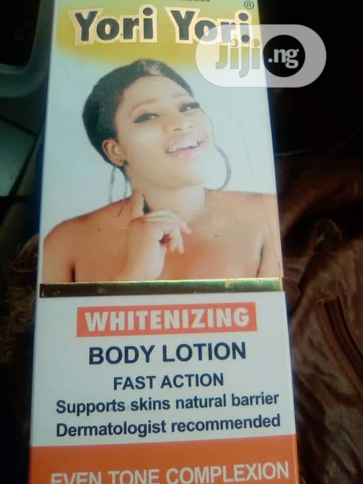 Yori Yori Whitenizer Body Lotion | Bath & Body for sale in Awka, Anambra State, Nigeria