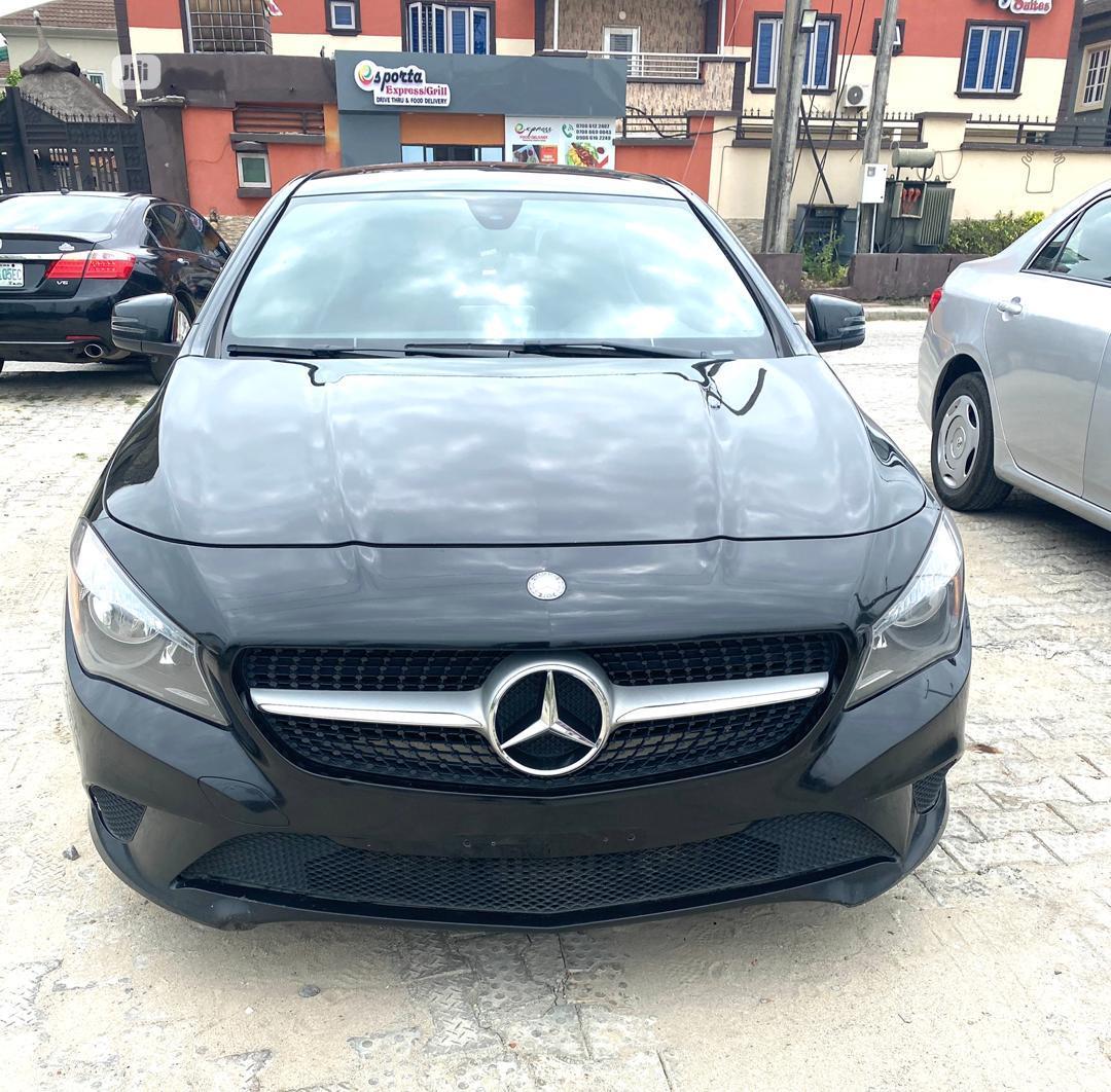 Mercedes-Benz CLA-Class 2016 Base CLA 250 AWD 4MATIC Black