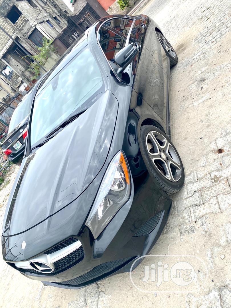 Mercedes-Benz CLA-Class 2016 Base CLA 250 AWD 4MATIC Black | Cars for sale in Surulere, Lagos State, Nigeria