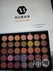NUBAN Natural Eyeshadow Pallete   Makeup for sale in Lagos State, Amuwo-Odofin
