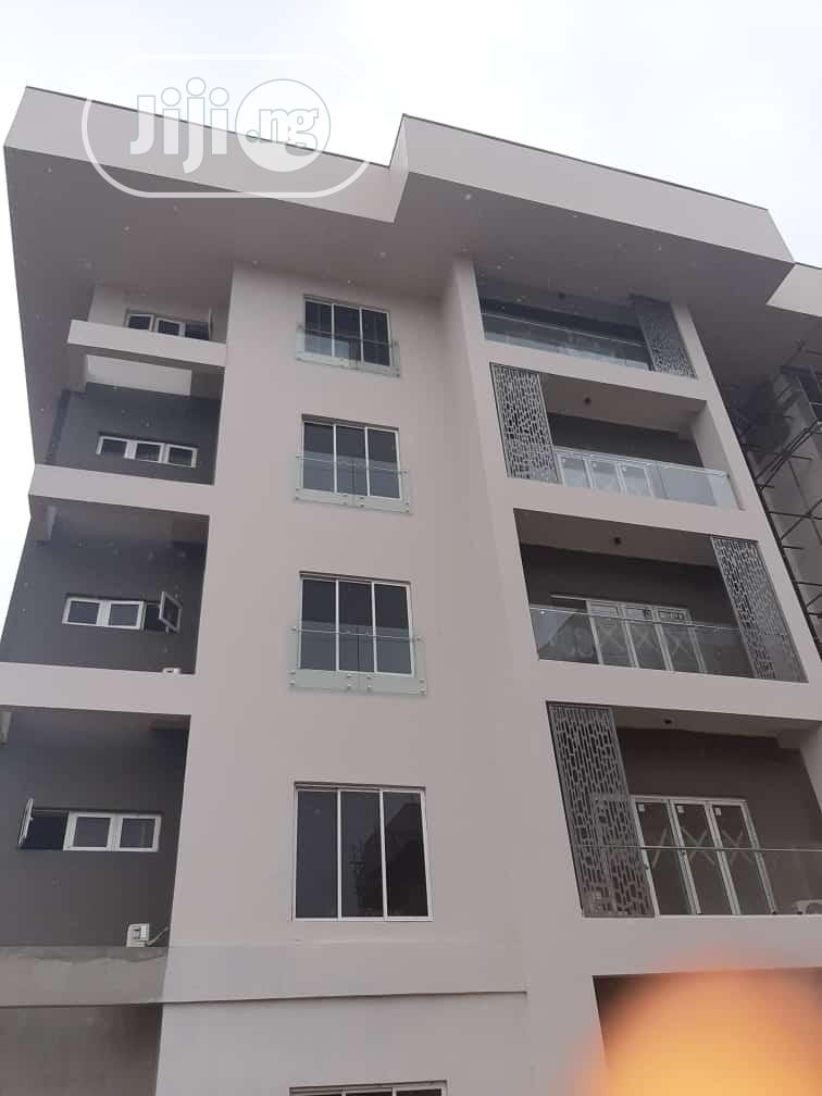 3 Bedroom Service & Partially Furnished Luxury Flat + BQ