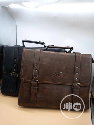 Montblanc Men'S Twist Handbag   Bags for sale in Lagos State, Lagos Island (Eko)
