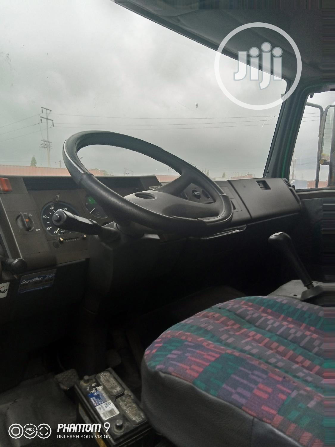Mercedes Benz Truck 814 Pick Up 1999 Green | Trucks & Trailers for sale in Apapa, Lagos State, Nigeria