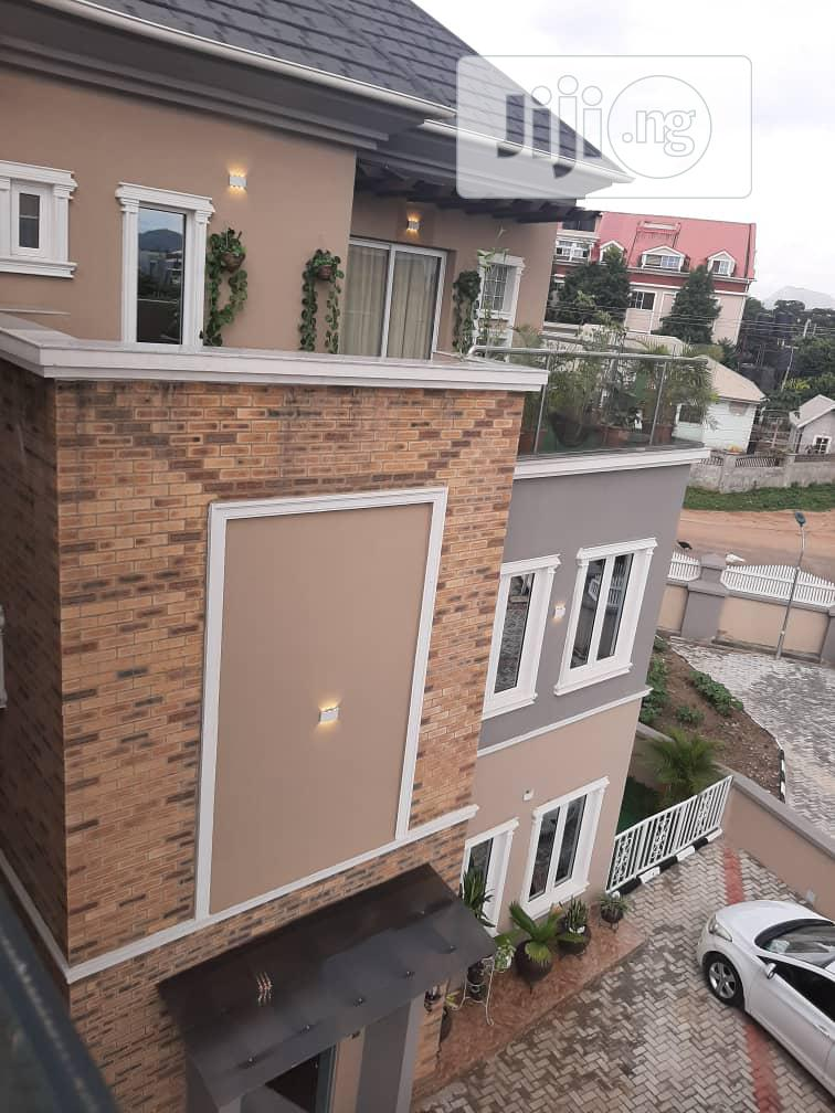 Beautiful Designed Four (4) Bedroom Semi Detached Duplex, Lo | Houses & Apartments For Sale for sale in Mabushi, Abuja (FCT) State, Nigeria