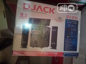 Djack Home Theater   Audio & Music Equipment for sale in Lagos State, Ojo