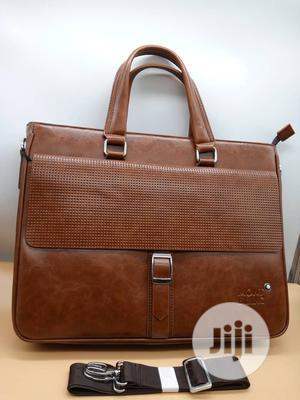 Montblanc Men'S Handbag   Bags for sale in Lagos State, Lagos Island (Eko)