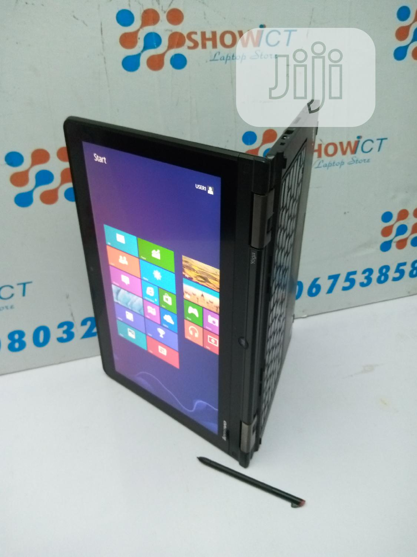 Laptop Lenovo ThinkPad Yoga 8GB Intel Core I5 HDD 500GB   Laptops & Computers for sale in Makurdi, Benue State, Nigeria