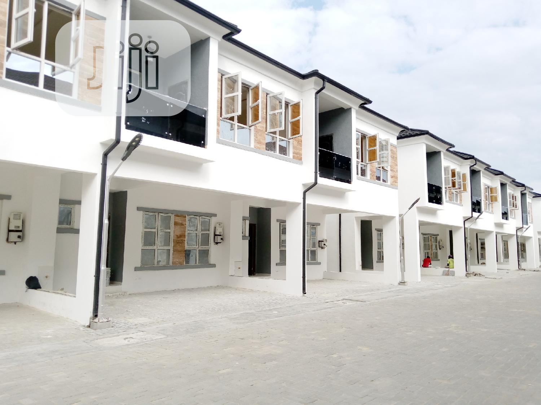 Serviced 4bedroom Terrace Duplex Ref.B055