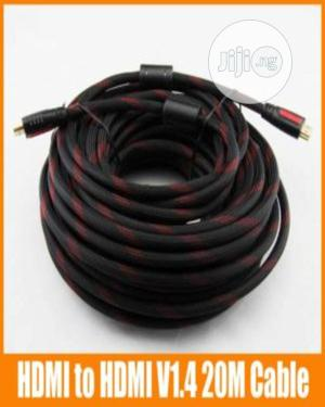 20M HDMI Cable | Accessories & Supplies for Electronics for sale in Lagos State, Lagos Island (Eko)