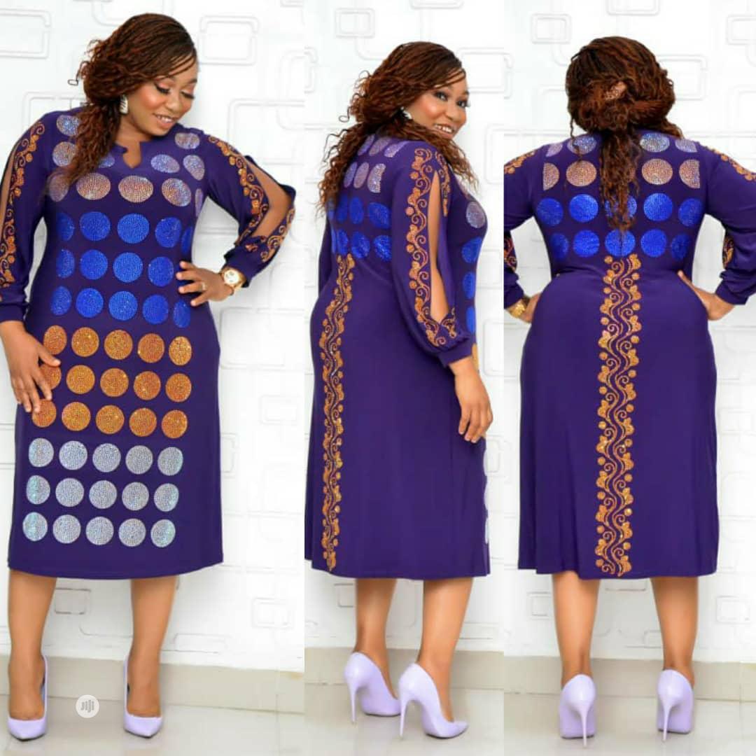 New Female Turkey Quality Gown
