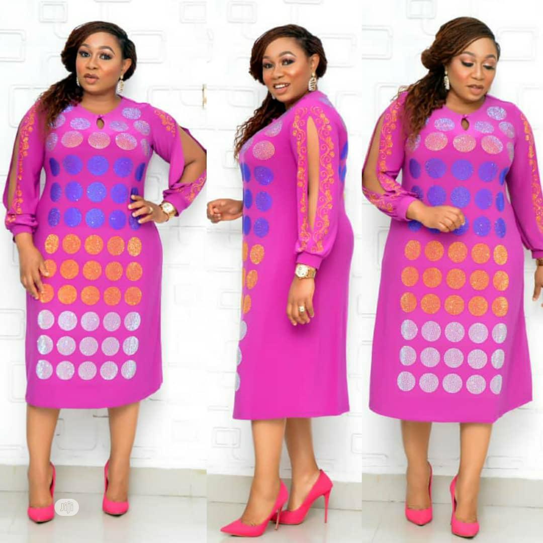 New Female Turkey Quality Gown | Clothing for sale in Lagos Island (Eko), Lagos State, Nigeria