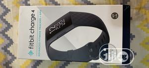 Fitbit Charge 4 Fitness Tracker | Smart Watches & Trackers for sale in Lagos State, Ikeja