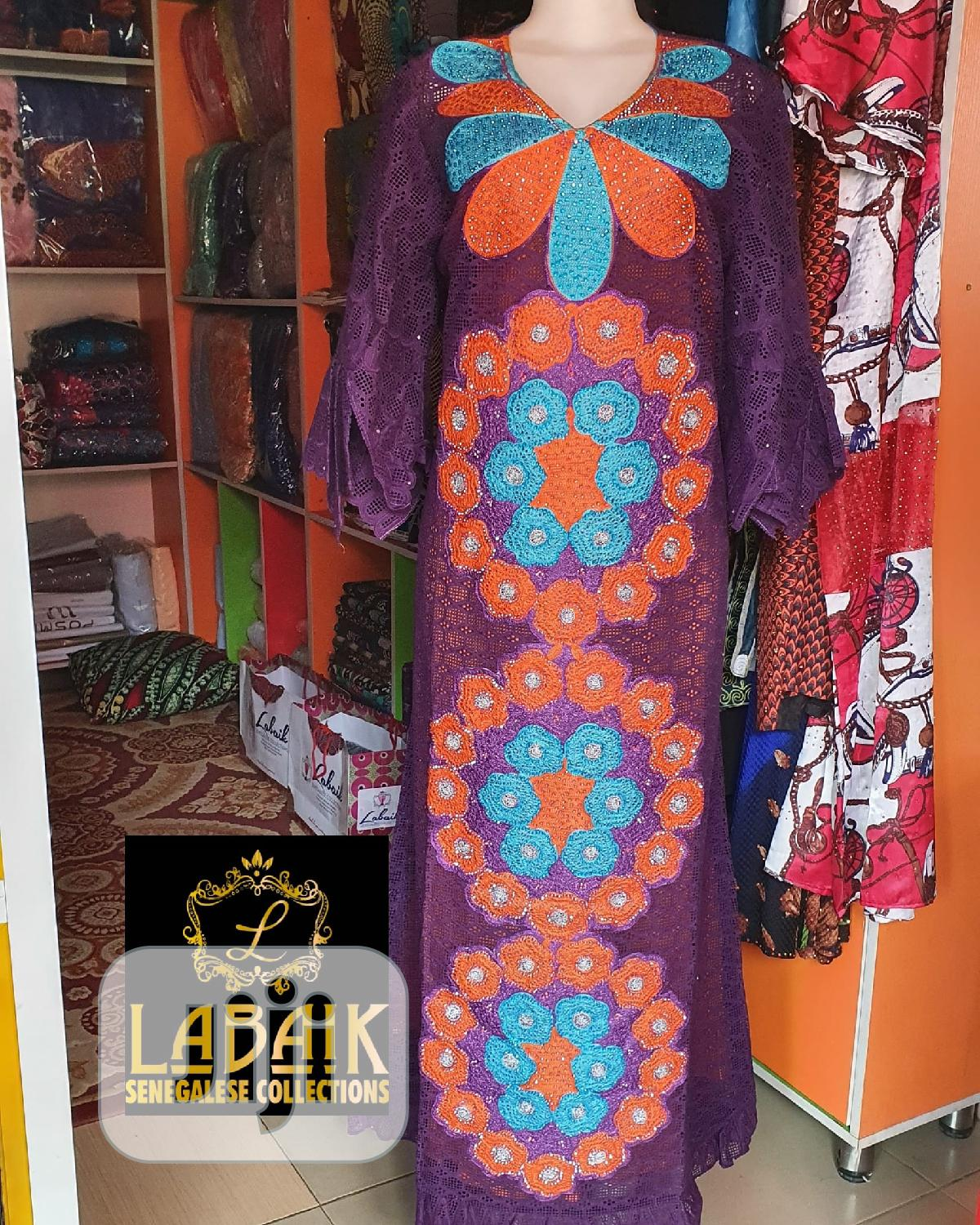 Senegalese Lace And Galila Available
