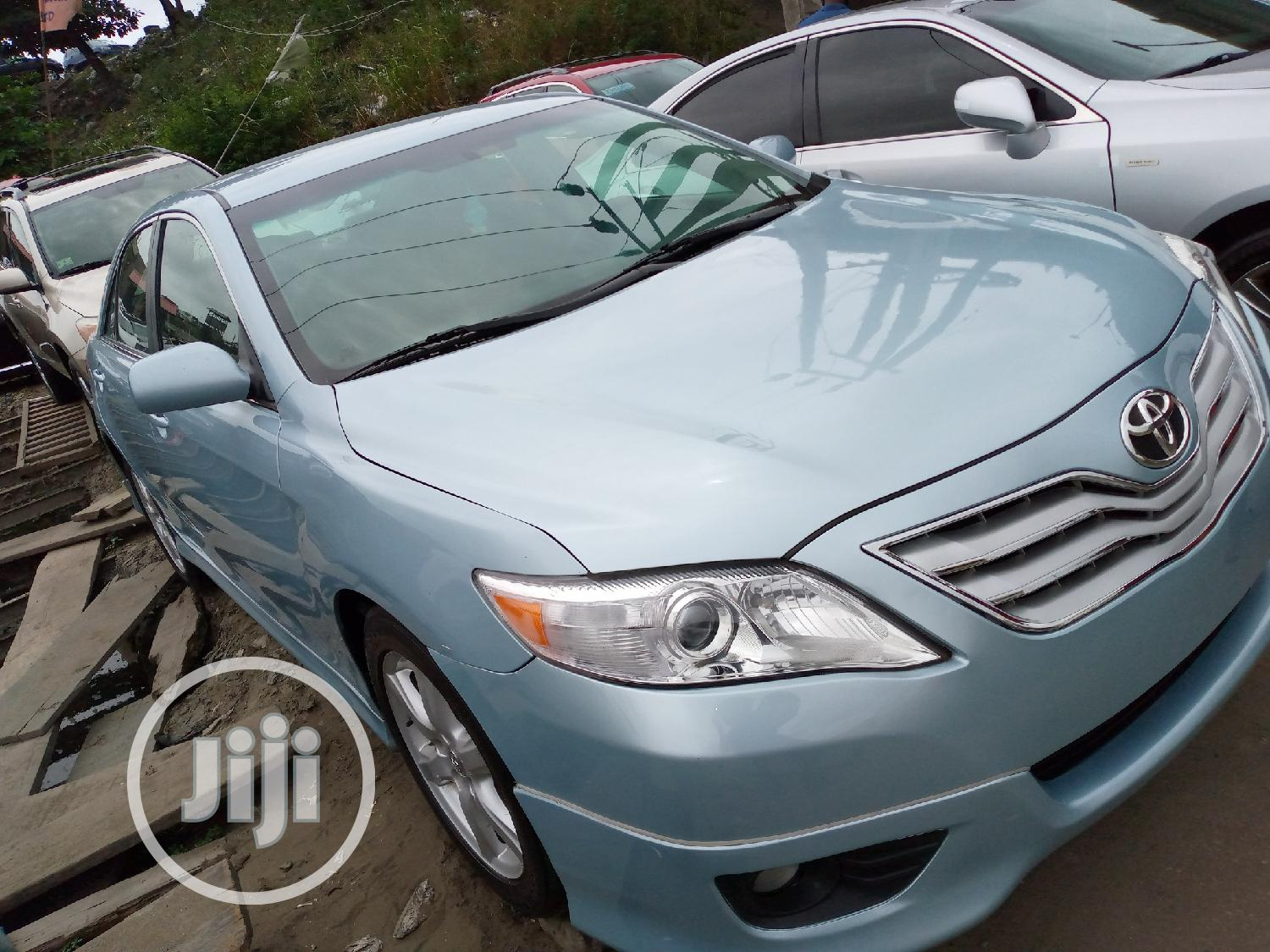 Toyota Camry 2008 2.4 SE Automatic Blue | Cars for sale in Apapa, Lagos State, Nigeria