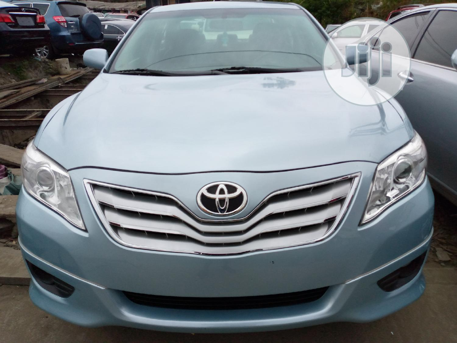 Toyota Camry 2008 2.4 SE Automatic Blue
