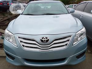Toyota Camry 2008 2.4 SE Automatic Blue | Cars for sale in Lagos State, Apapa