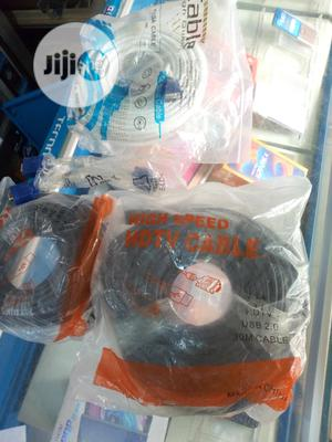 HDMI Cables   Accessories & Supplies for Electronics for sale in Abuja (FCT) State, Mararaba