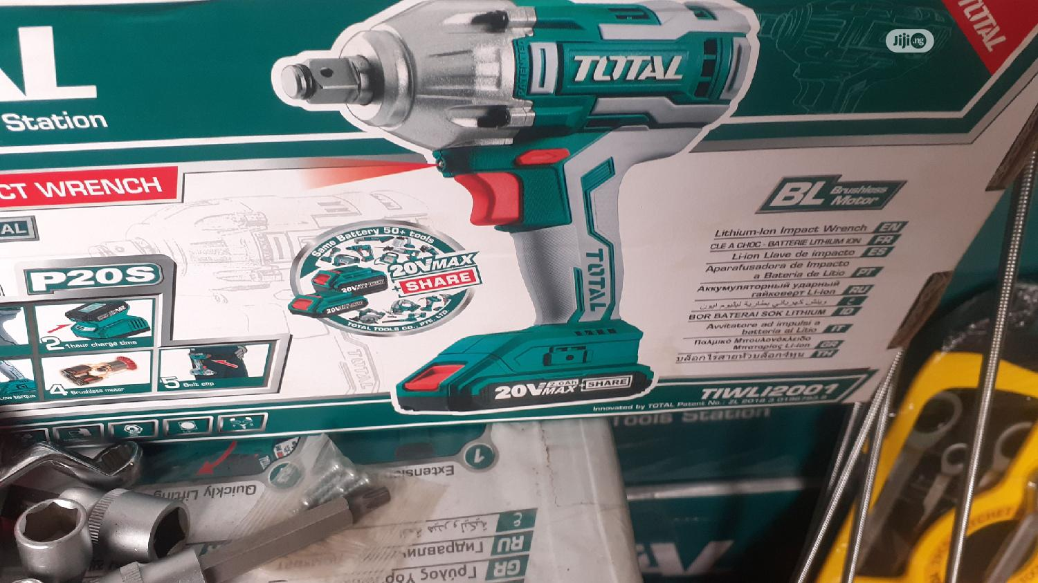 Archive: Impact Wrench