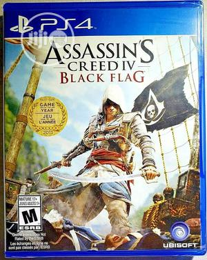 Ps4 Assassins Creed Iv: Black Flag   Video Games for sale in Lagos State, Agege