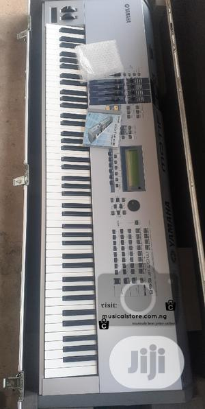 Yamaha MOTIF ES8 88-Key Music Production Synthesizer   Musical Instruments & Gear for sale in Lagos State, Ojo