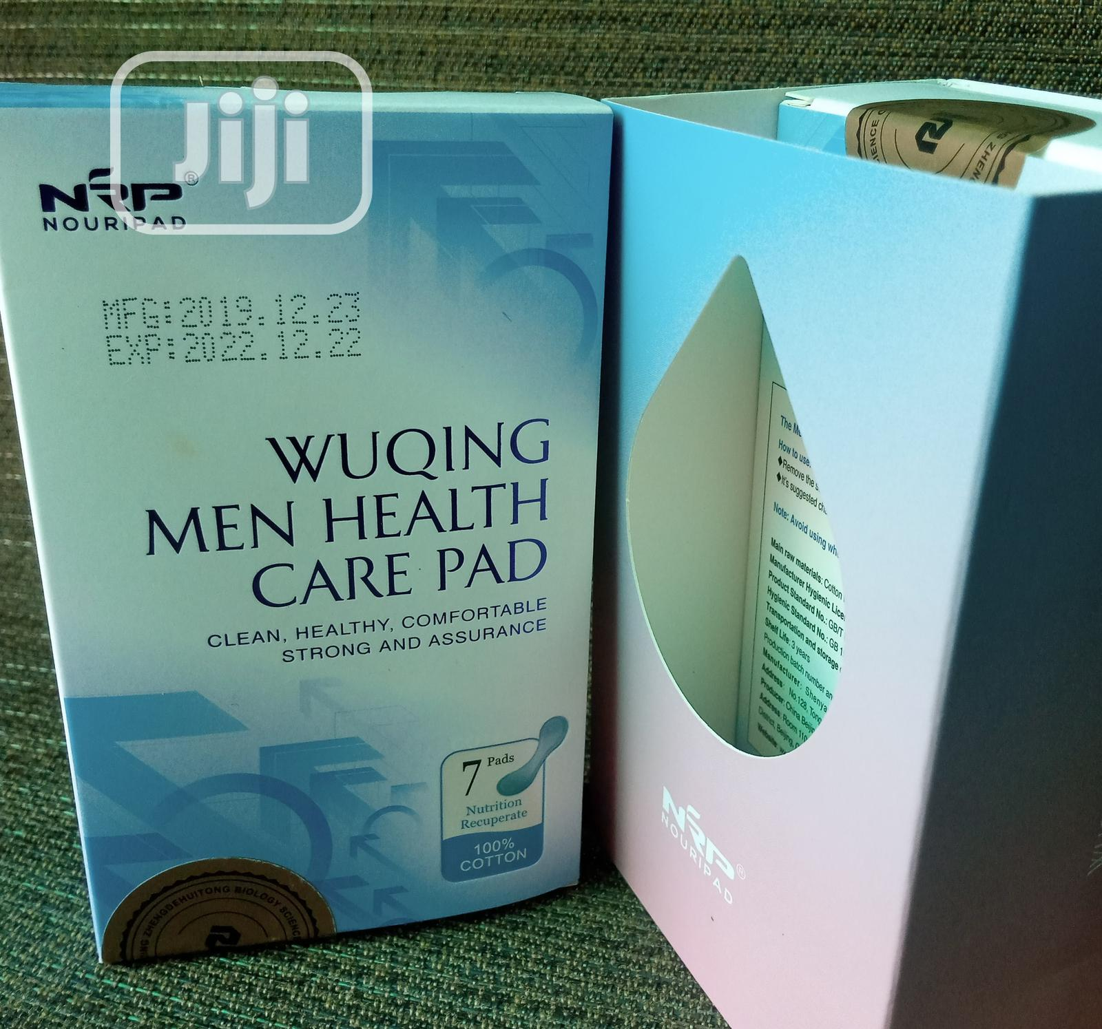 Male Health Pad For Sexual Performance, Prostate Treatment