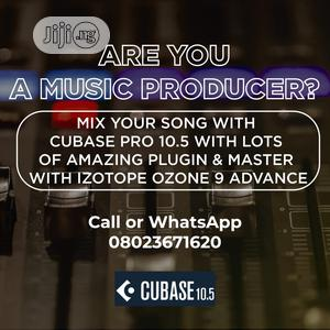 Music Production   Computer & IT Services for sale in Lagos State, Yaba
