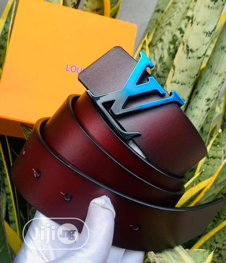 Designer Louise Vuitton Belt | Clothing Accessories for sale in Lagos Island (Eko), Lagos State, Nigeria