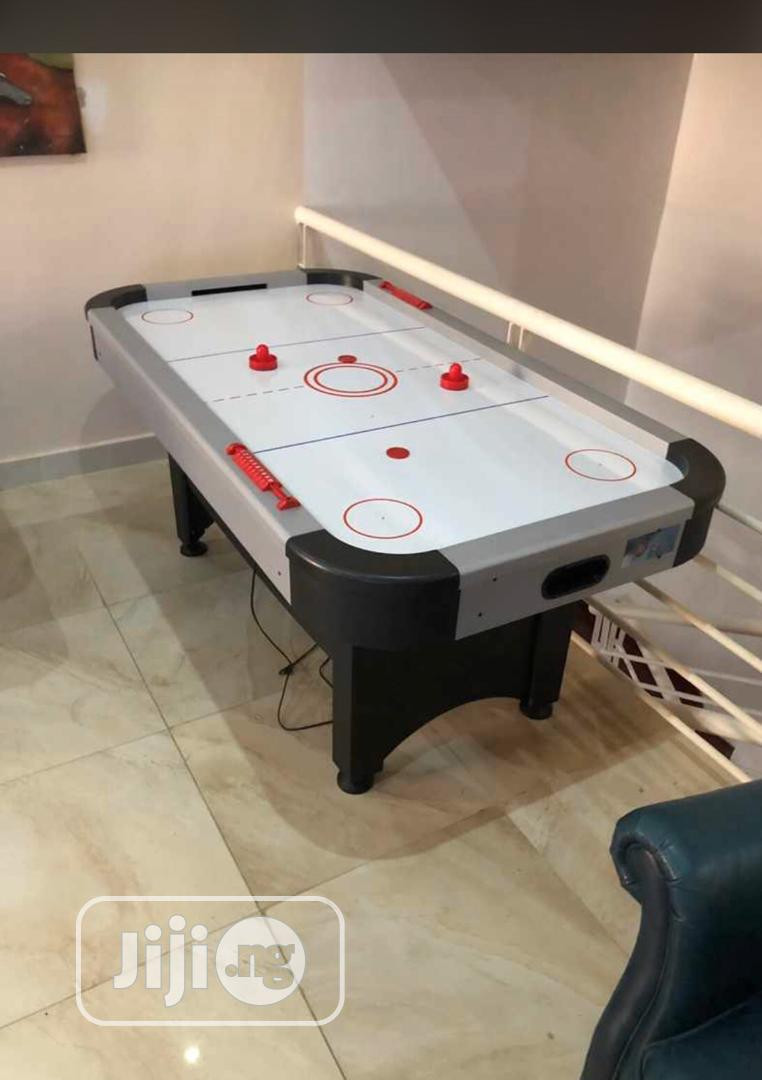 Big Air Hockey