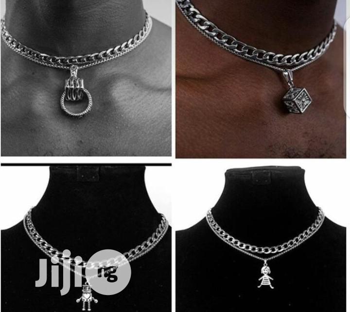 Archive: Cuban /Chain/Pendant