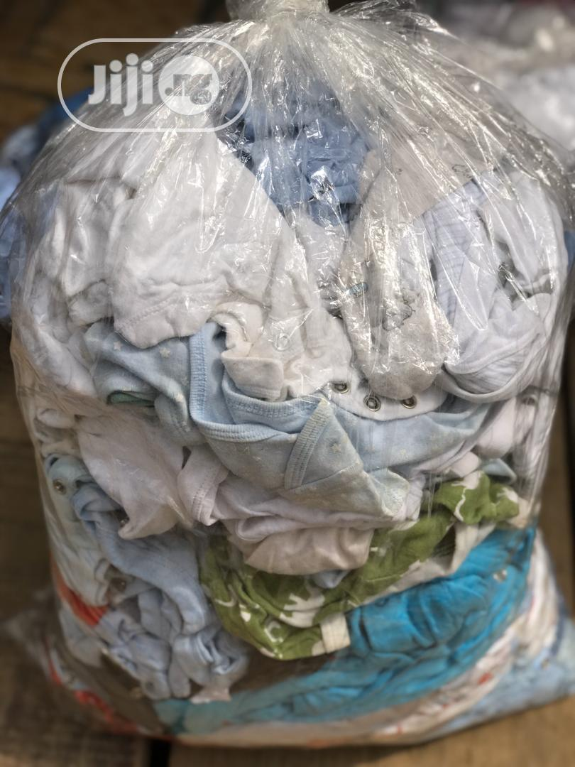 Archive: Bale Of Babies Pin Down And Body Suits
