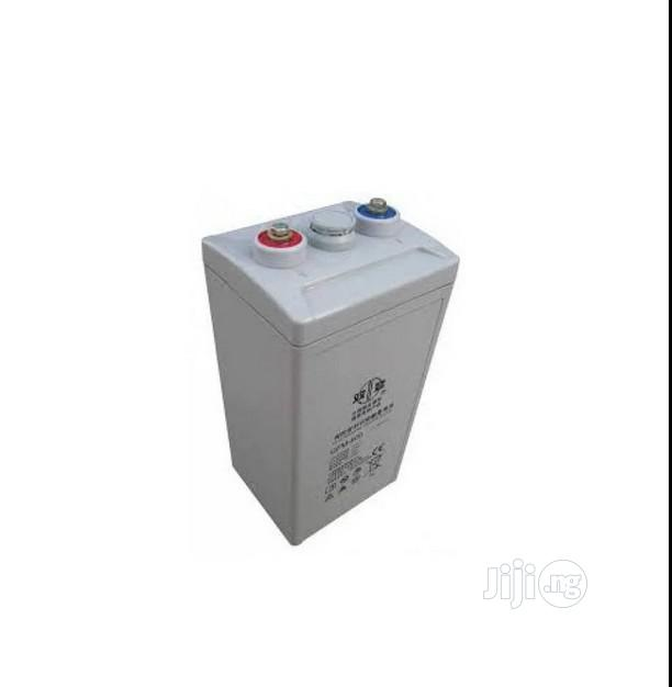 200ah-2v Lead Acid Battery - Rubitec D111