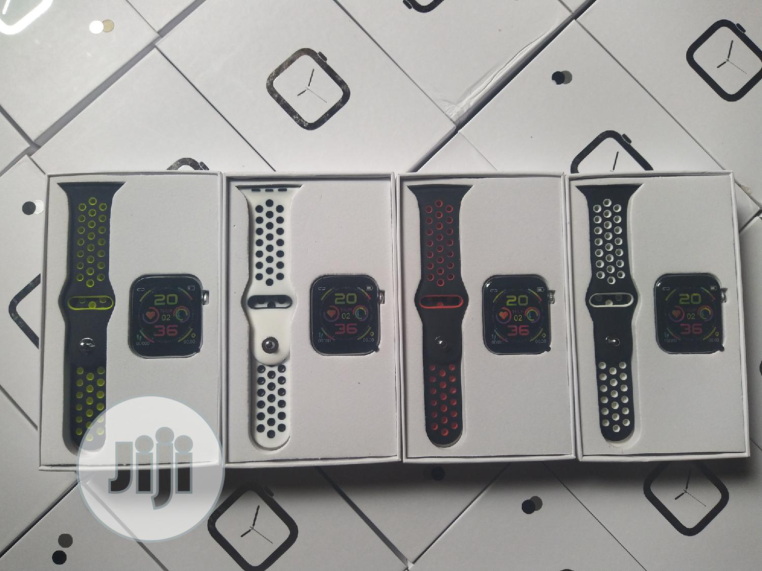 Smartwatch 5 | Smart Watches & Trackers for sale in Ikeja, Lagos State, Nigeria