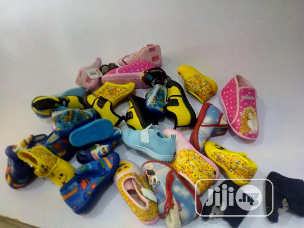 Children Soft Shoes (Turkey)