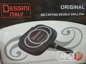 Die Casting Double Grill Pan | Kitchen & Dining for sale in Lagos State, Lagos Island (Eko)