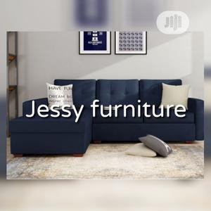 New Set of L-Shaped Fabric Sofa | Furniture for sale in Lagos State, Ajah