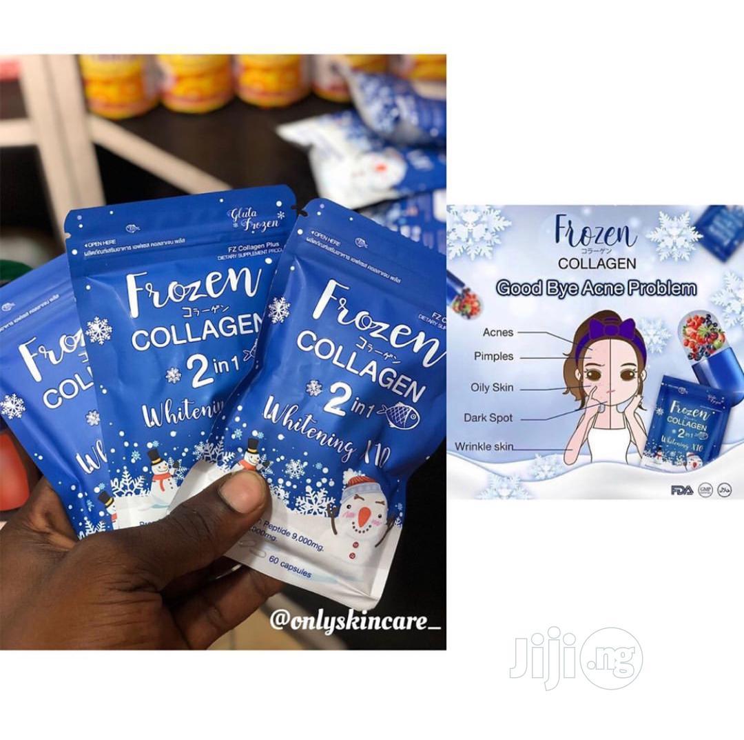 Frozen Collagen Supplement